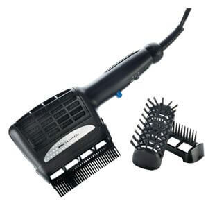 best blow dryer with comb for natural hair
